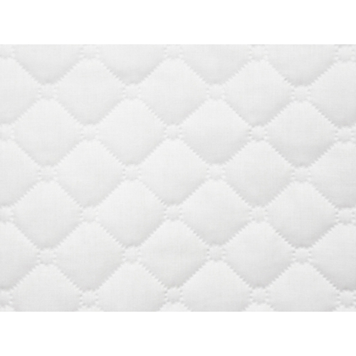 8680c3ae33f1d2 Pikowana Bawełna Honeycomb Biały